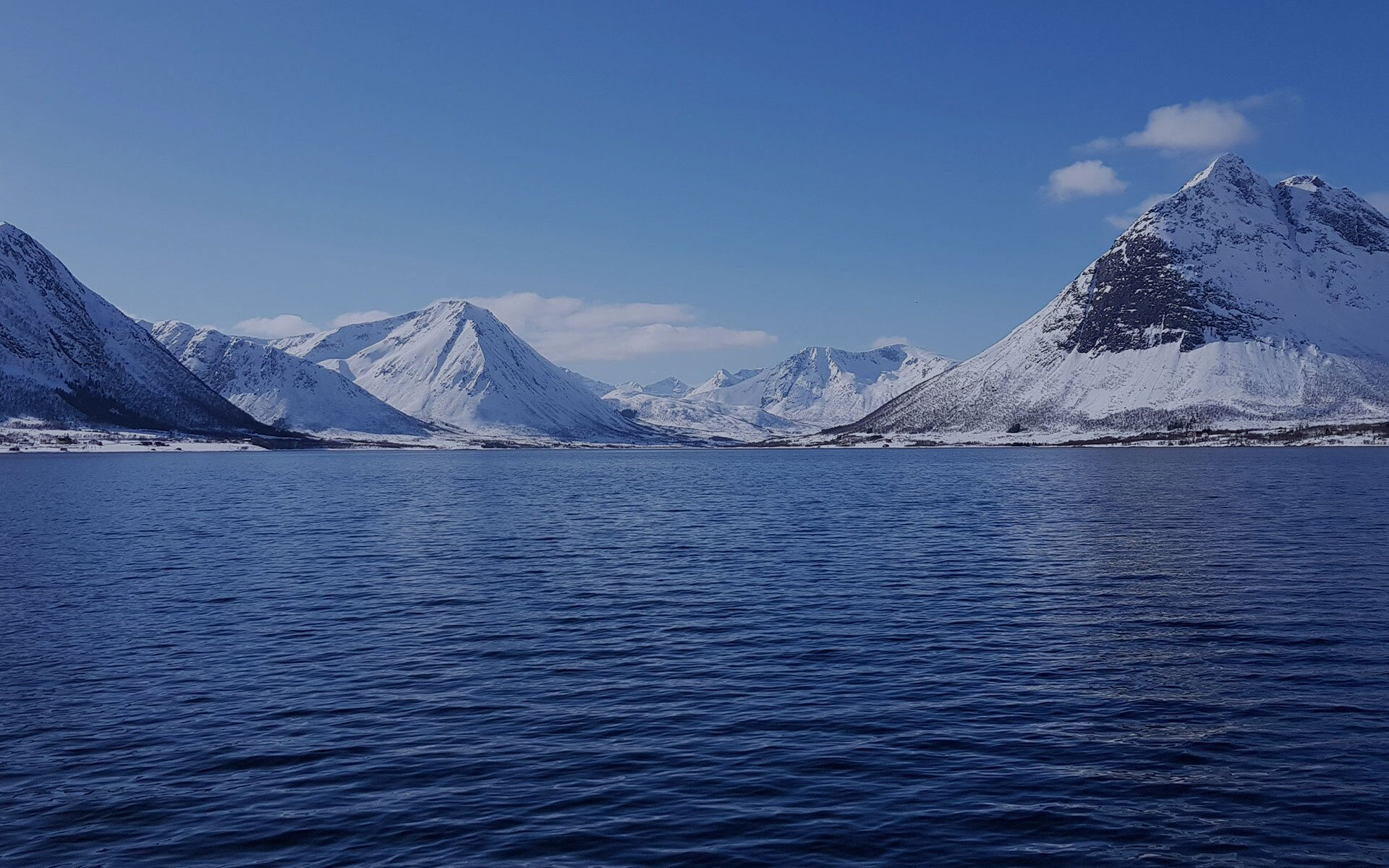 Wędkarstwo w Norwegii